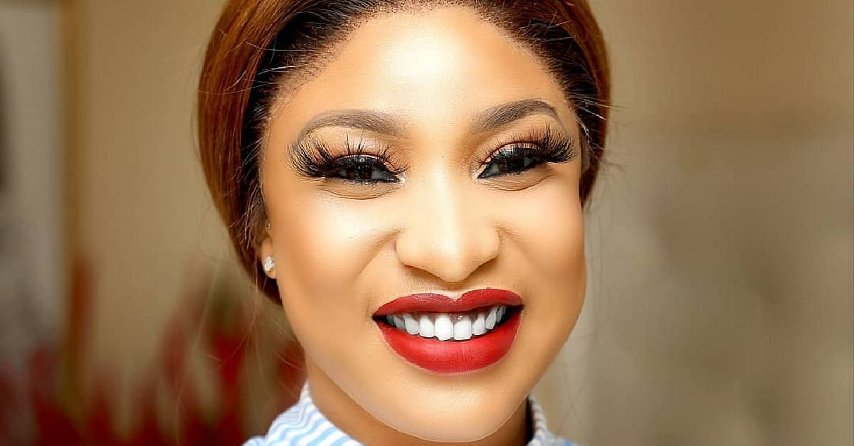 Tonto Dikeh Says She Is Done Being Celibate