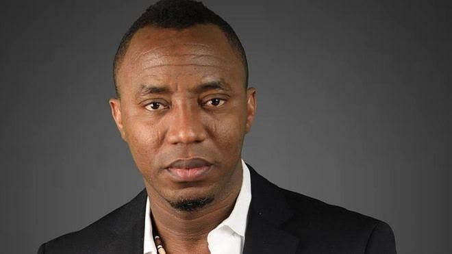 Nigerian Celebrities Express Displeasure Over Sowore's Rearrest