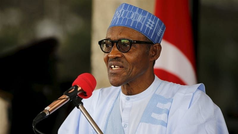 Buhari Urges Nigerian Varsities To Improve Internal Revenue.