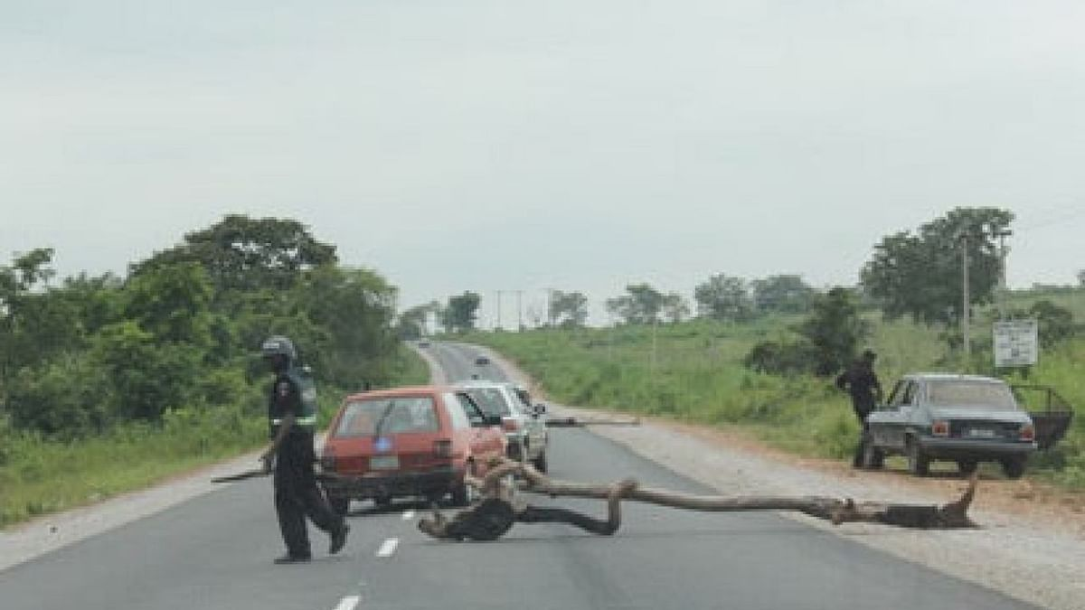 Edo State Police Called Out Over Illegal Roadblocks