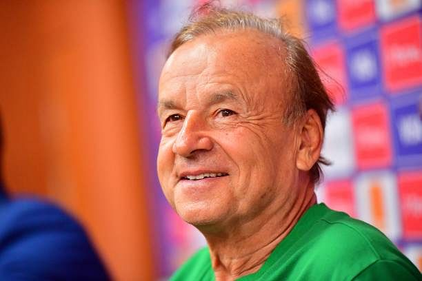 Gernot Rohr To Miss 2022 World Cup Qualifiers Draw