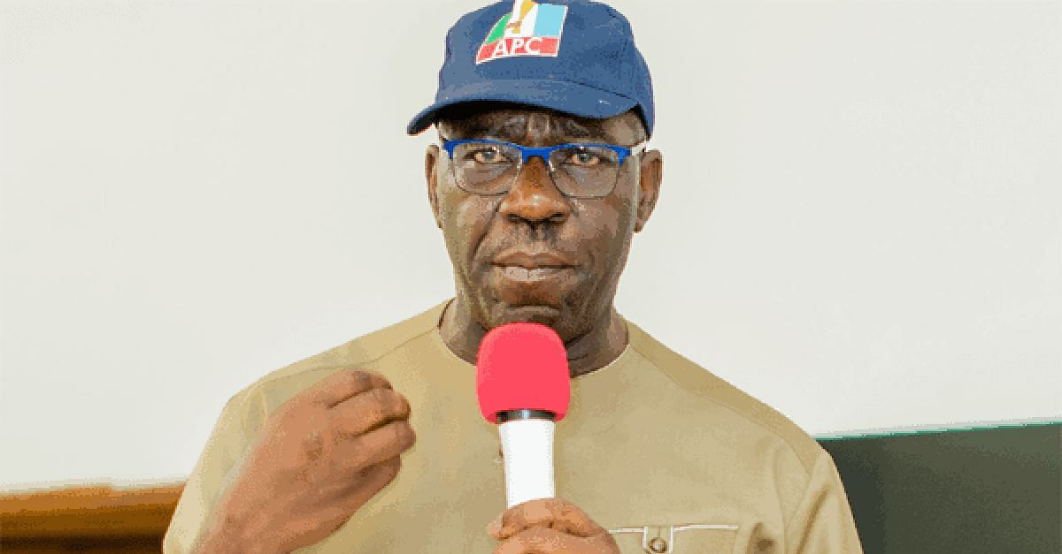 """Stop Relying On Thuggery,"" Osagie Hits At Oshiomhole"