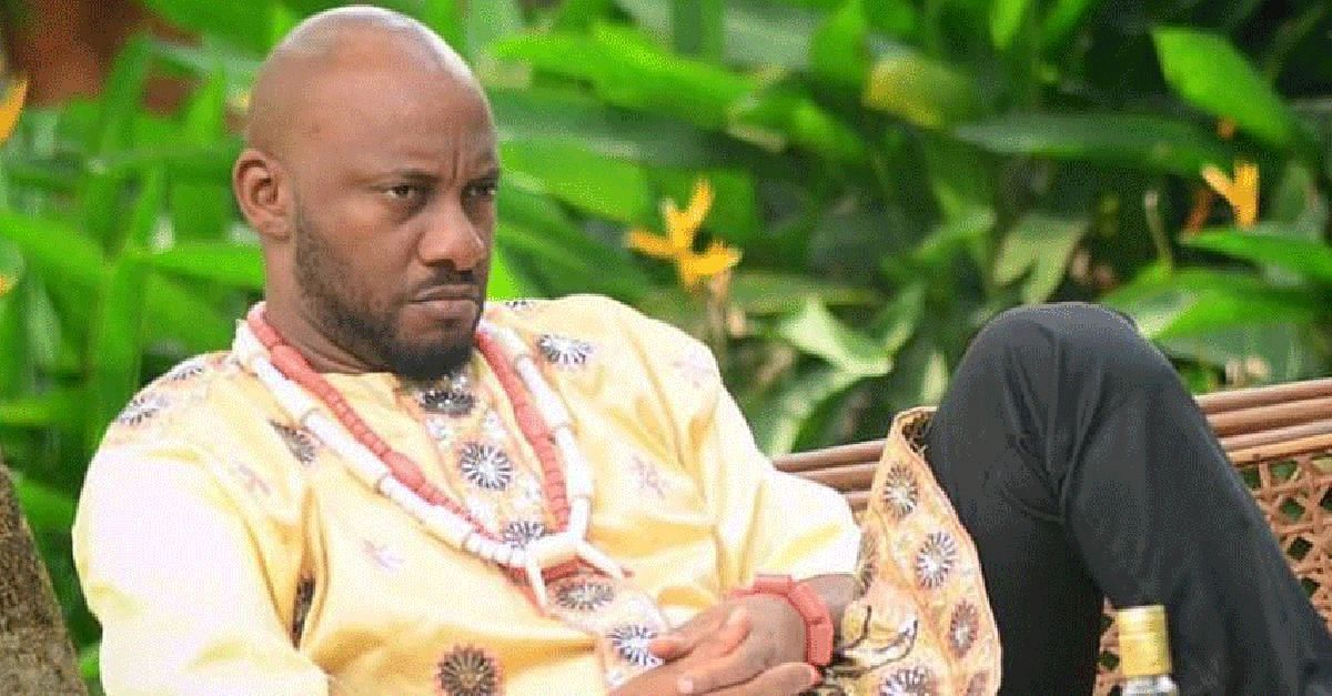 Yul Edochie Shares His Thoughts On Politics In Nollywood