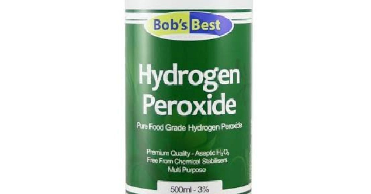 12 Uses Of Hydrogen Peroxide