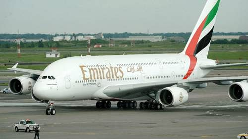 Court Orders Seizure Of Emirates Aircraft Over N8M Debt
