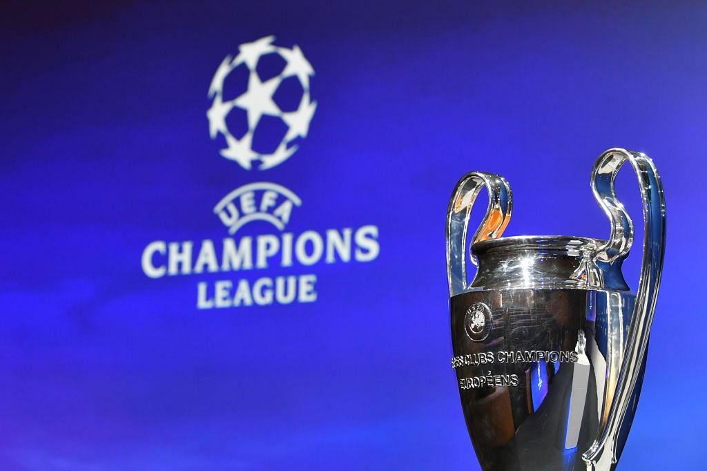 UEFA Champions League Draw: Round Of 16 Pairings In Full