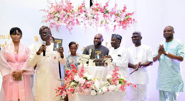 Sanwo-Olu, Abba Kyari Attend Munachi Mbonu's Book Launch