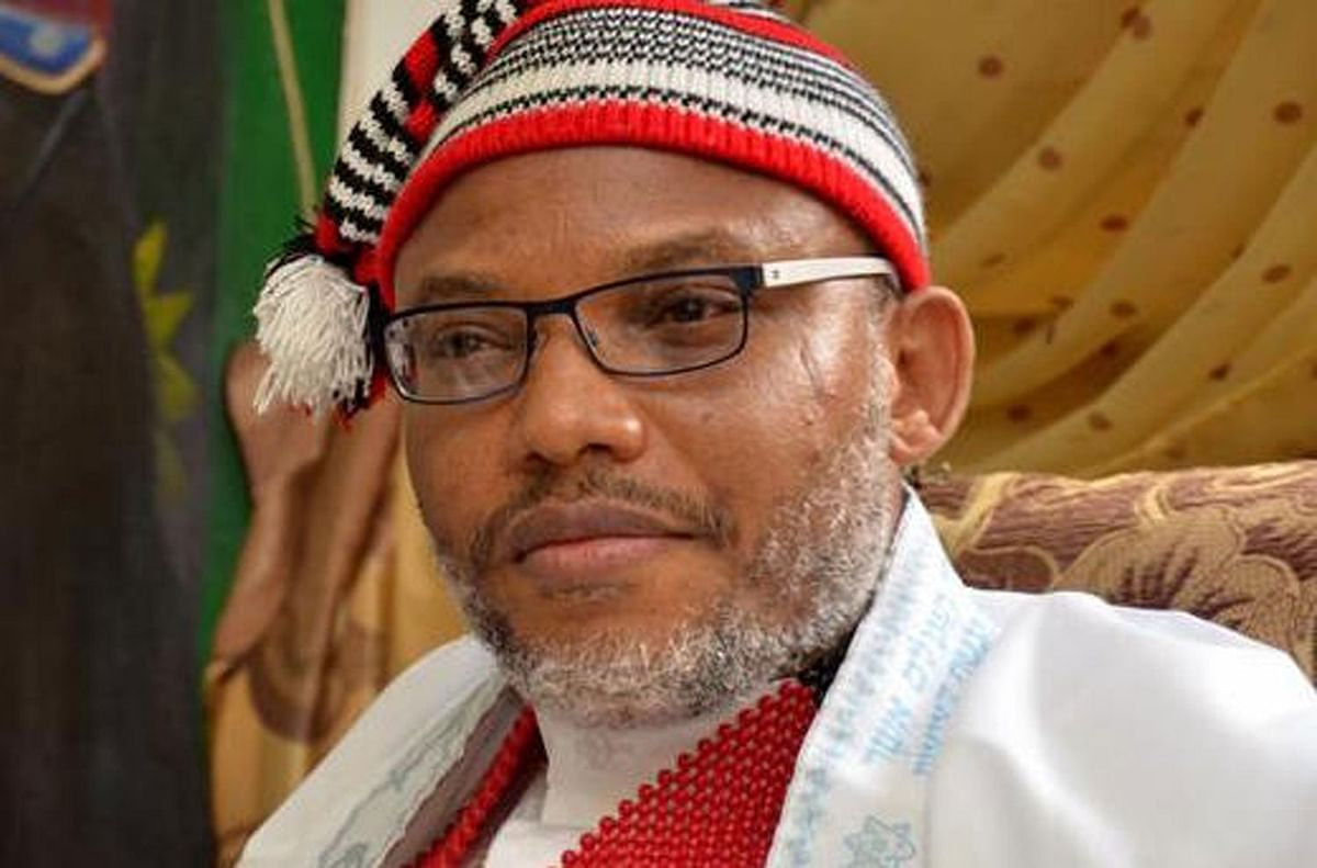 Nnamdi Kanu's Lawyer Writes National Assembly