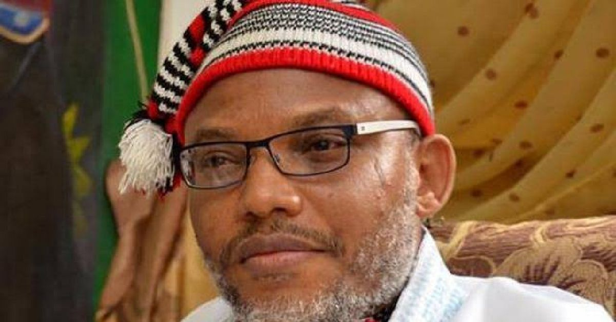 Why Nnamdi Kanu May Not Attend Father's Burial