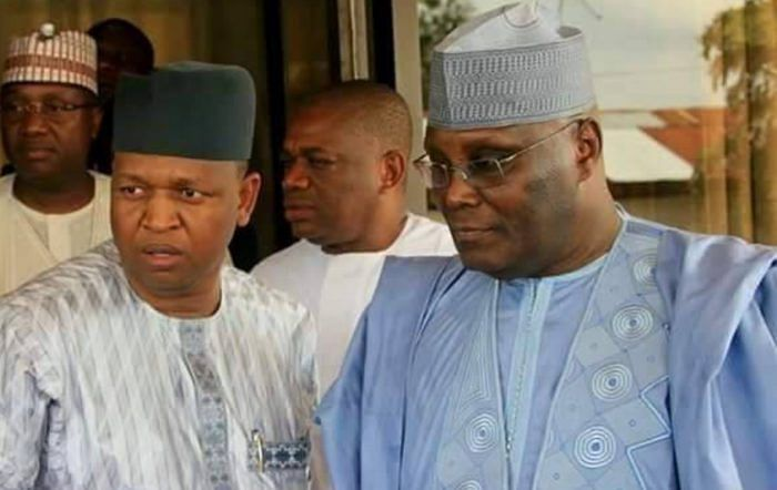 Atiku Abubakar Storms Nigerian Senate For Public Hearing