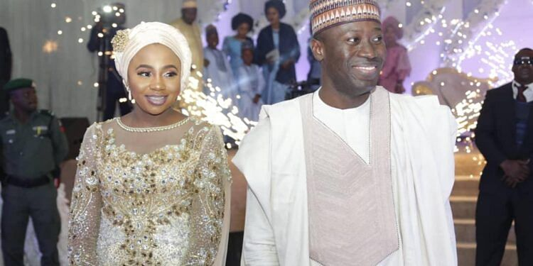 Bigwigs Storm Kano For The Wedding Of Senate President's Son