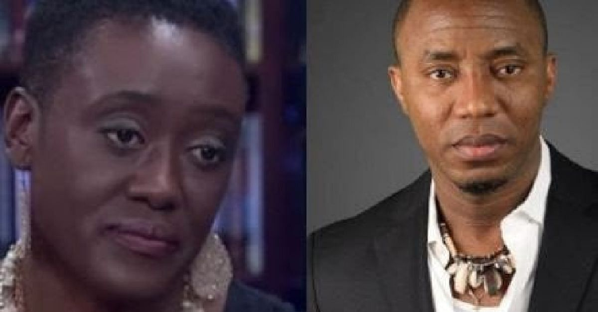 Sowore's Wife Expresses Concern Over His Safety After Release