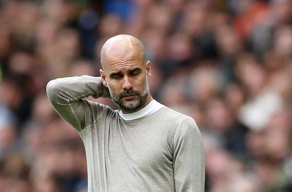 Man City Could Miss Out On Top Four - Pep Guardiola