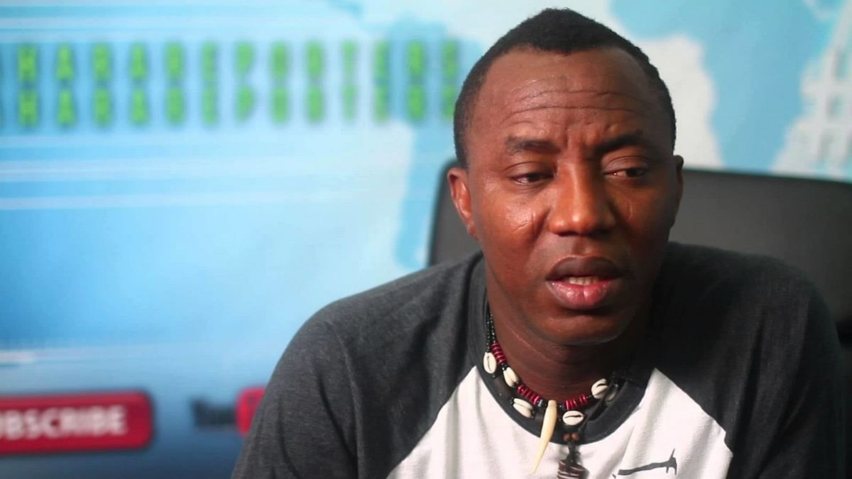 Sowore: Judge Withdraws From Suit Over  Publication Against Him