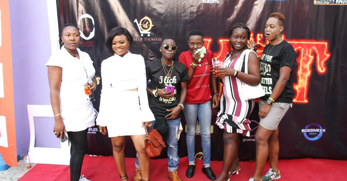 Highlights From The Lagos Hangout 2019 (Photos)