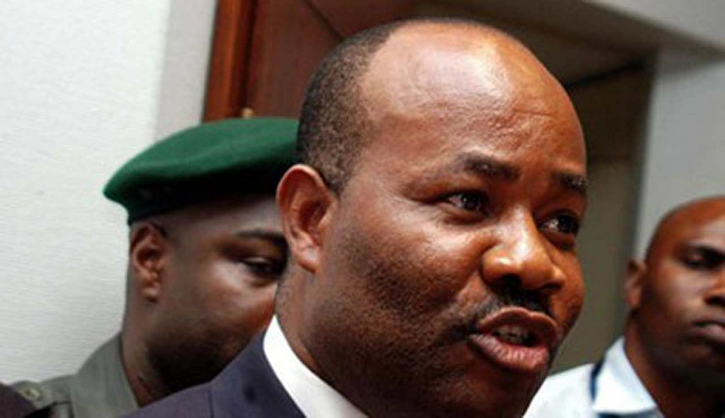 Godswill Akpabio Pulls Out Of Akwa Ibom N'West Senatorial Re-run