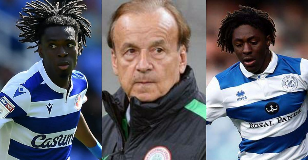 Rohr Tells NFF To Get Him Ovie Ejiara Instead Of Ebere Eze