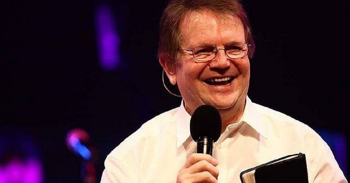 Buhari Condoles With Germany And Family Over Reinhard Bonnke's Death