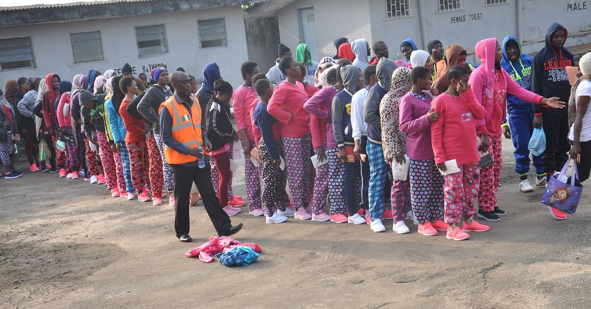 NEMA Receives Another Batch Of Nigerian Migrants From Libya