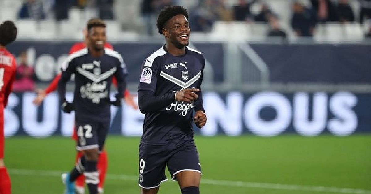 Josh Maja Bags First Career Hat-Trick As Bordeaux Maul Nimes 6-0