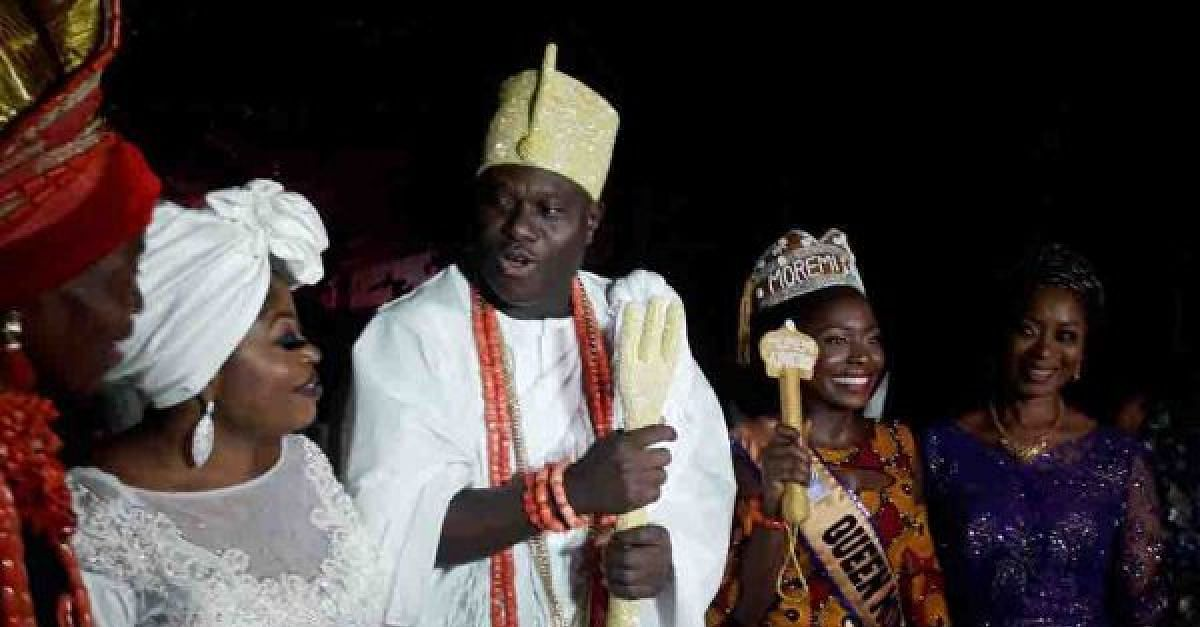 Women Have The Potential To Become Nigeria's President - Ooni Of Ife