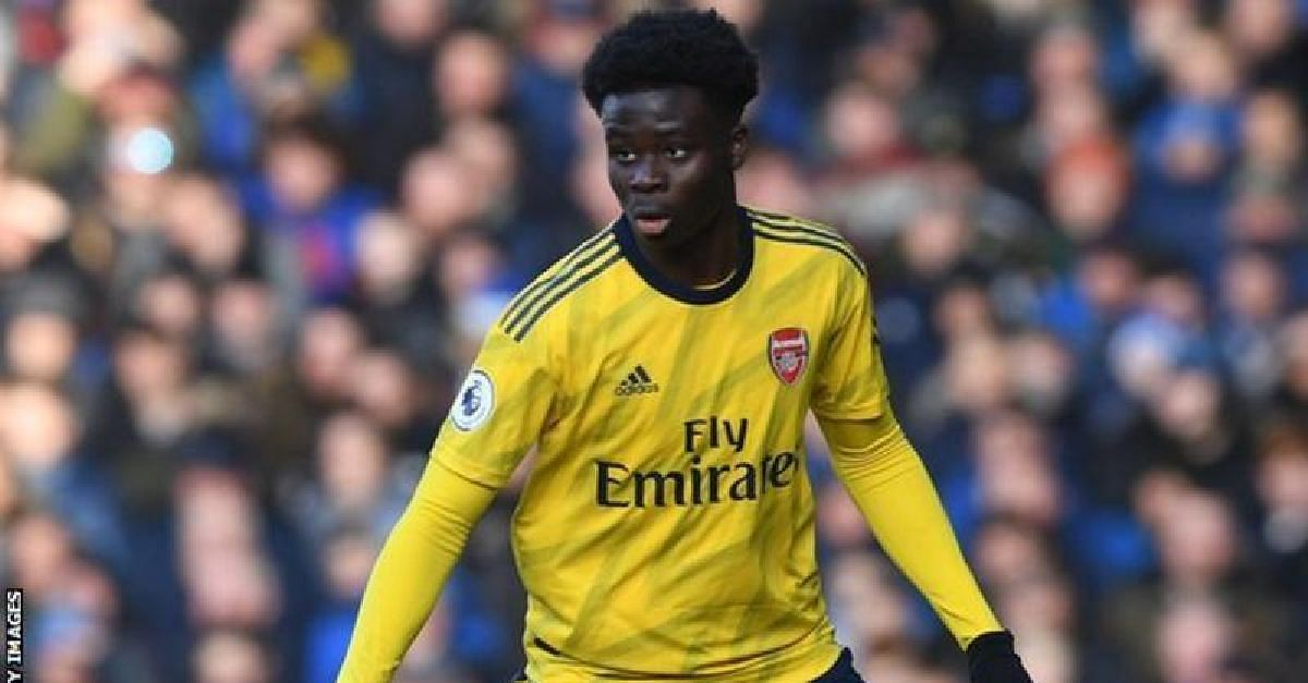 Arsenal Teenager, Bukayo Saka, Weighs His International Options