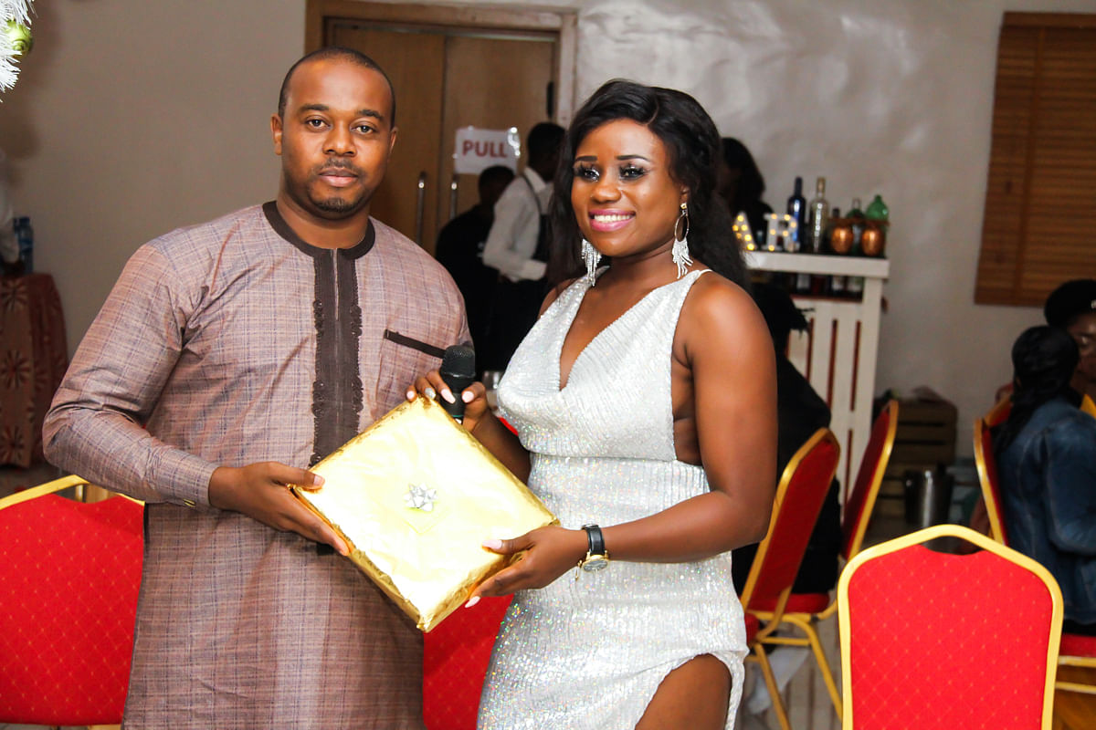 Axon End Of The Year Party: Fun, Glitz And Glamour (Photos)