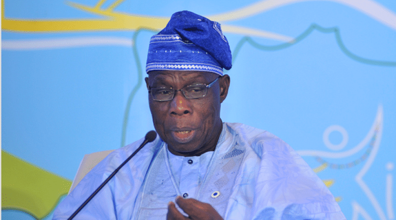 Obasanjo Warns Against Impending Bankruptcy
