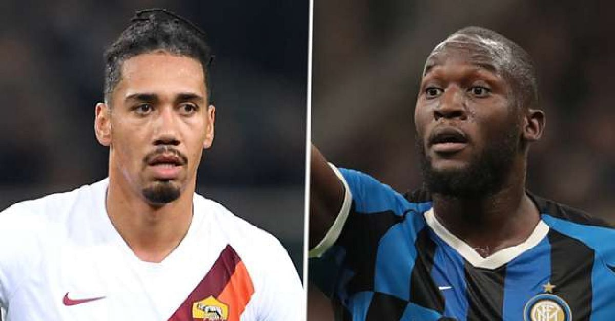 Lukaku And Smalling Condemn Corriere Dello Sport's 'Black Friday' Headline