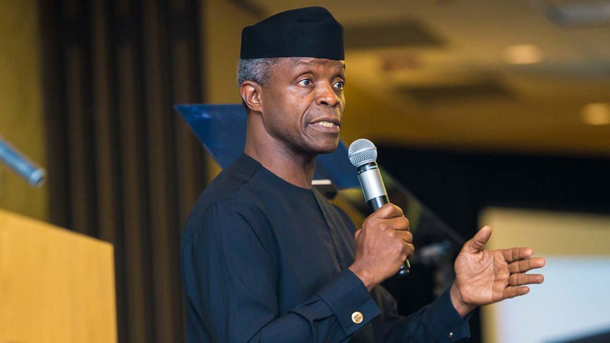 Centre For Investigative Journalism Postpones Honouring Osinbajo