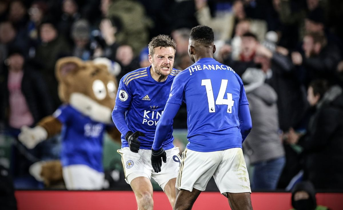 Iheanacho Comes Off The Bench To Seal Dramatic Win For Leicester