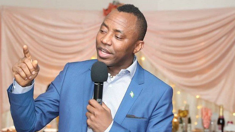 Sowore Decries Arrest Of Man Who Used Hanan Buhari's Recycled SIM