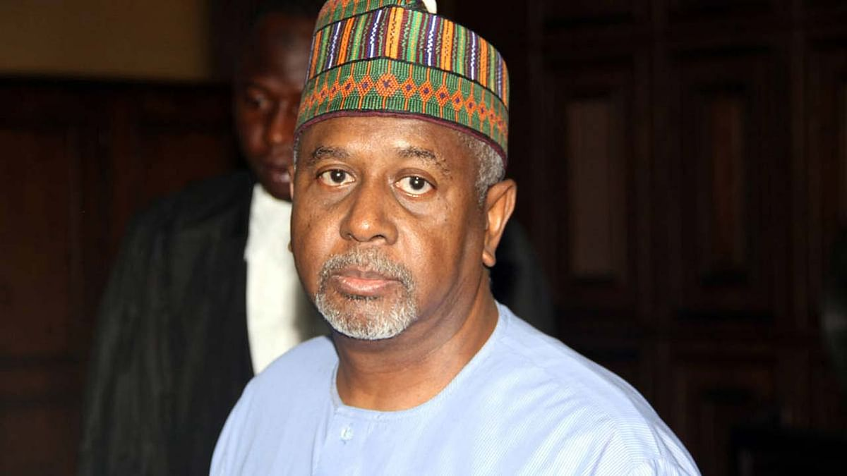 Dasuki Makes First Court Appearance After His Release From Prison