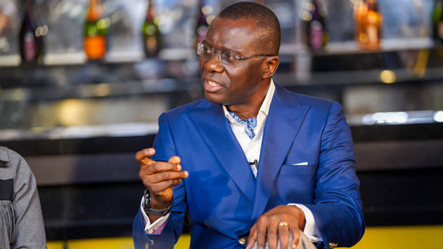 Abule Egba Explosion: Sanwo-Olu Promises To Compensate Victims
