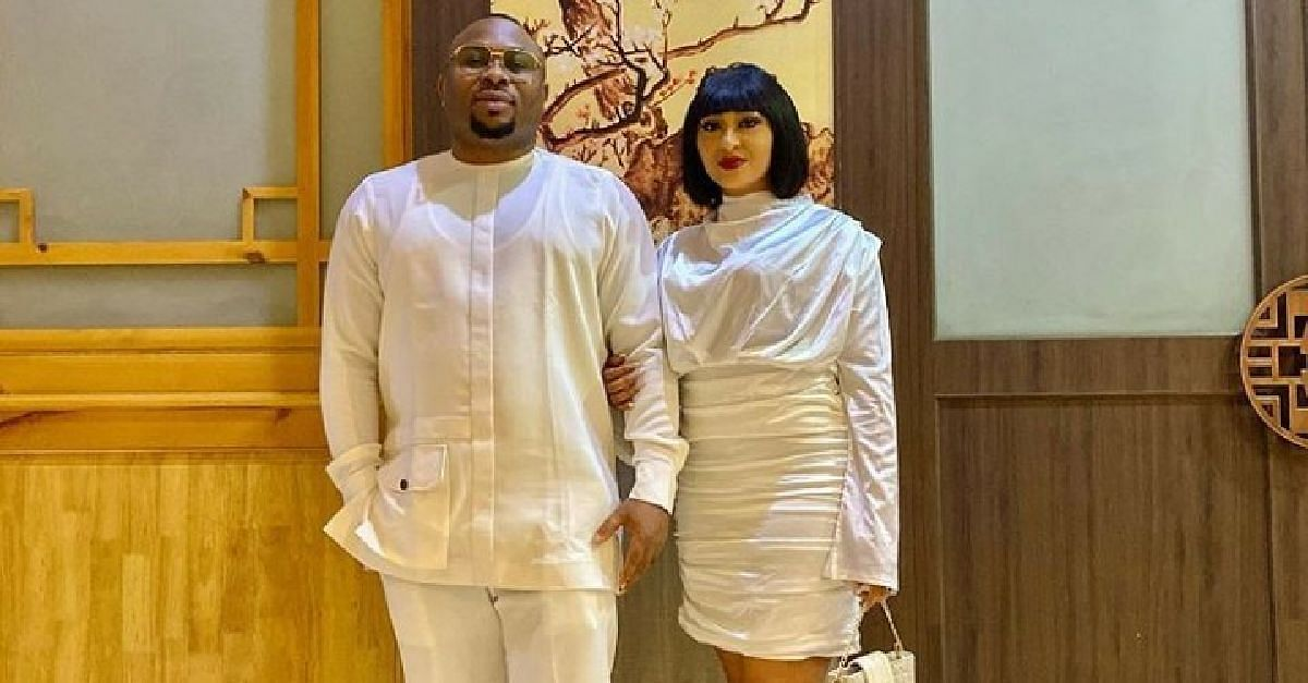 """Rosy Meurer Is Ten Times Wife Material,"" Uche Maduagwu Shades Tonto Dike"