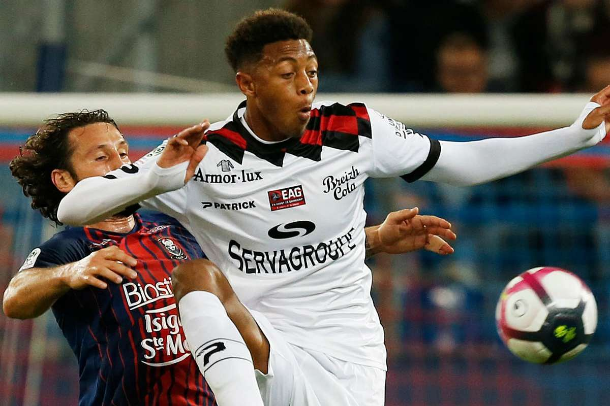 Guingamp Youngster, Nathael Julan, Dies In A Car Crash