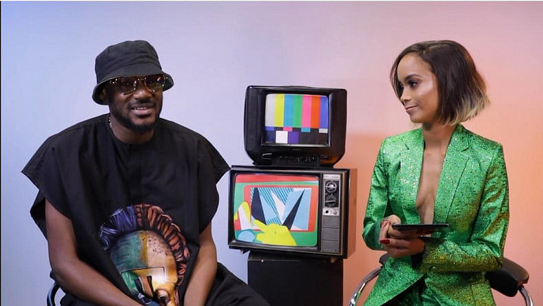 2baba Shares His Grass To Grace Story On MTVBase Behind The Story