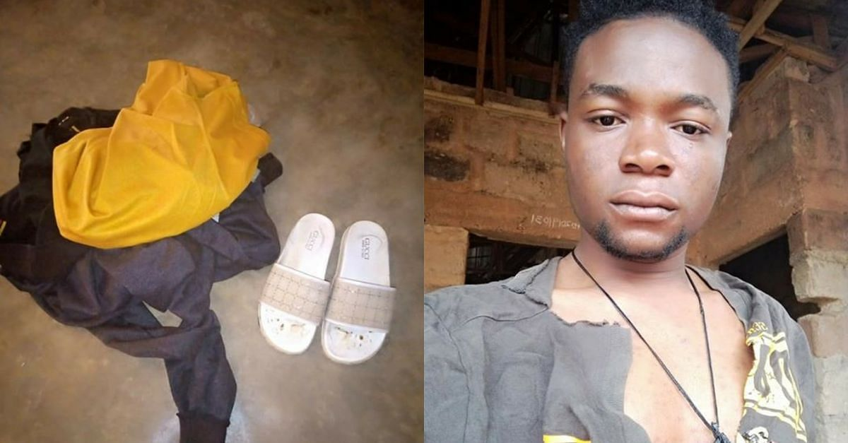 Nigerian Man Beats Married Sister After She Refused To Wash His Clothes