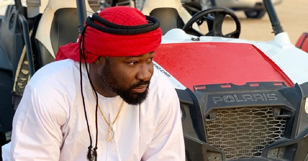 Harrysong Shares Agenda For Nigerians If Elected President In 2022