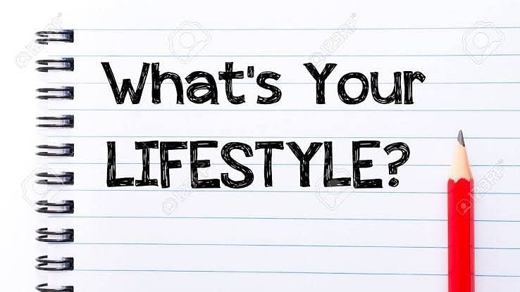 What Is Your Lifestyle?