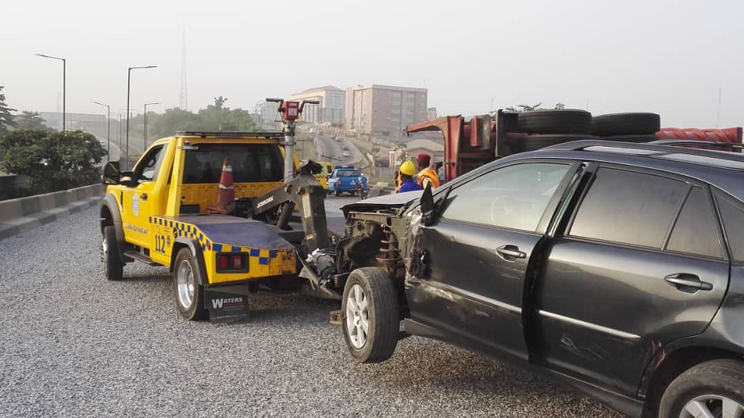 Accident On Otedola Bridge Claims Two Lives