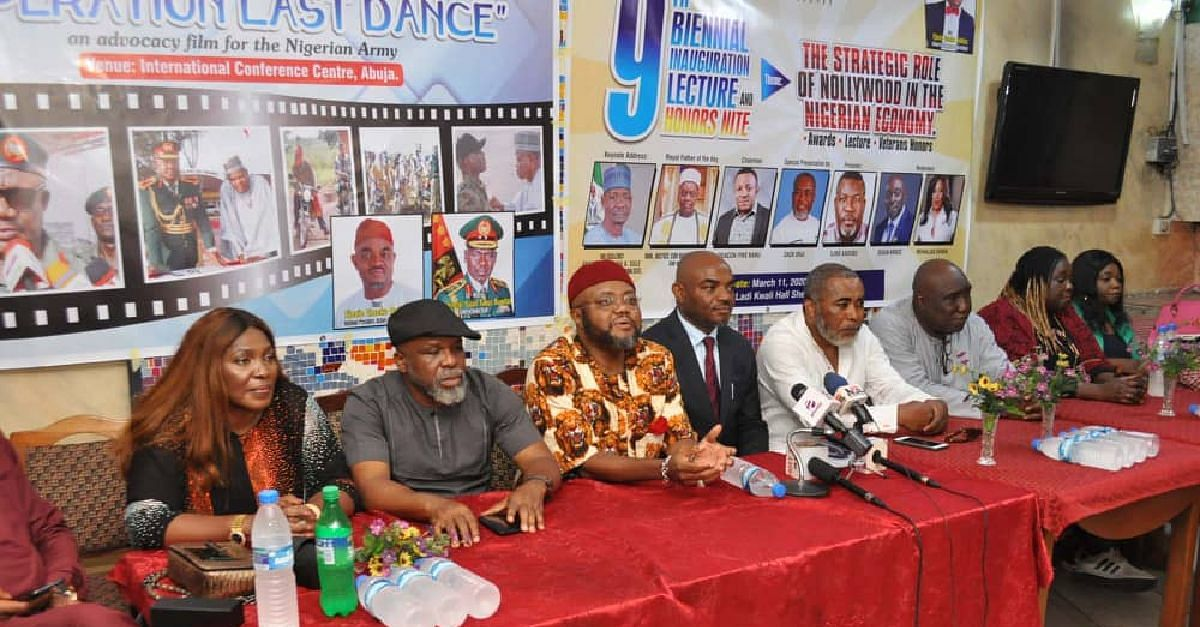 Actors Guild Of Nigeria Holds 9th Biannual Lecture