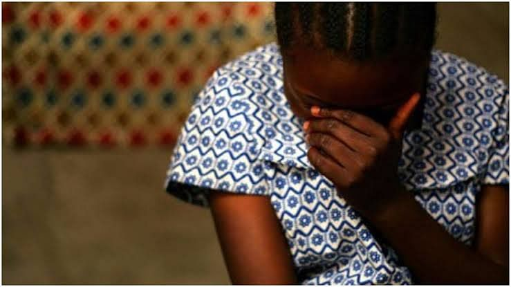 Islamic Cleric Caught On Camera Raping 5-Year-Old Girl In Mosque