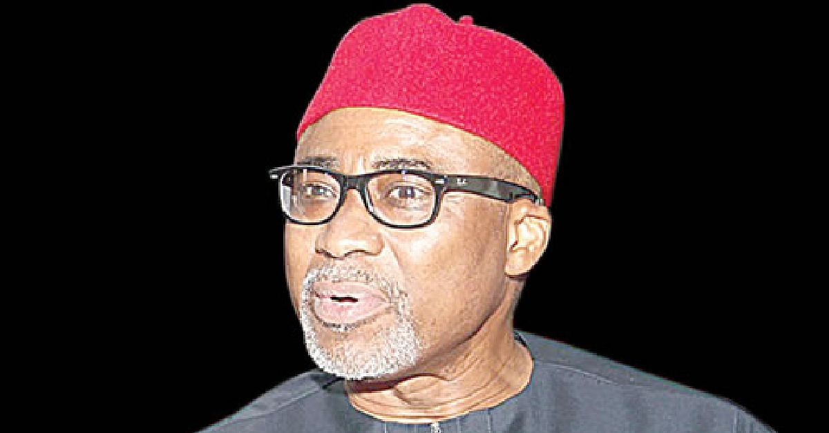 Presidency Reacts To  Abaribe's Call For Buhari's Resignation