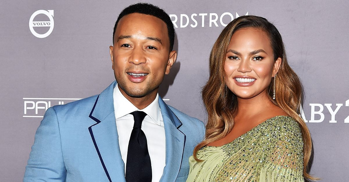 John Legend's Wife Regrets Not Making It To Nigeria With Him