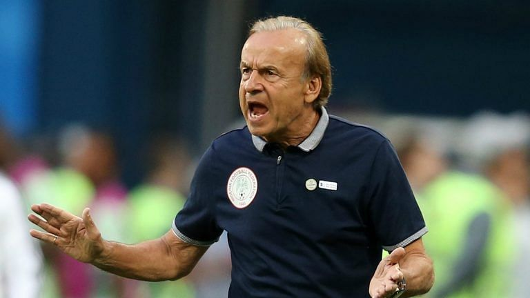 I Want To Continue As Super Eagles Coach - Gernot Rohr
