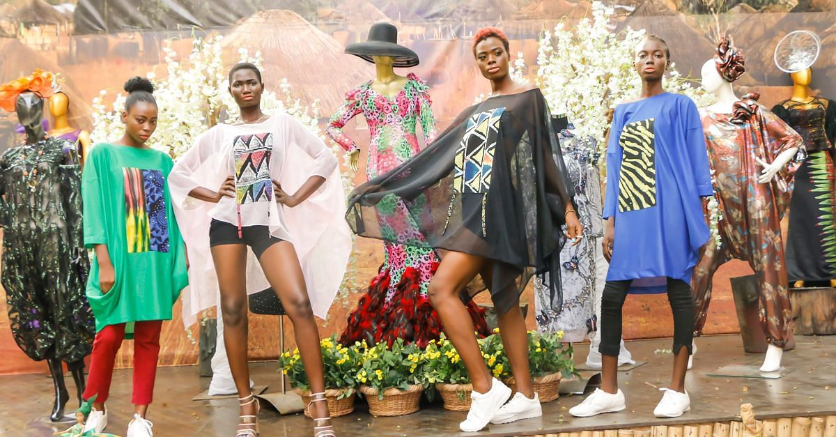 Funmi Ajila-Ladipo And Daughter Unveil Clothing Lines (Photos)