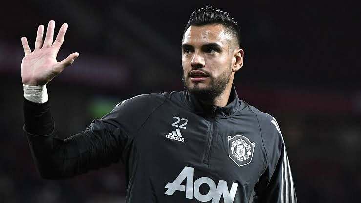 Manchester United Goalkeeper, Sergio Romero, Involved In Car Crash