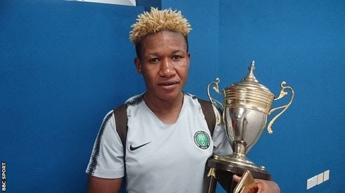 Super Falcons Midfielder, Rita Chikwelu, Joins Madrid CFF