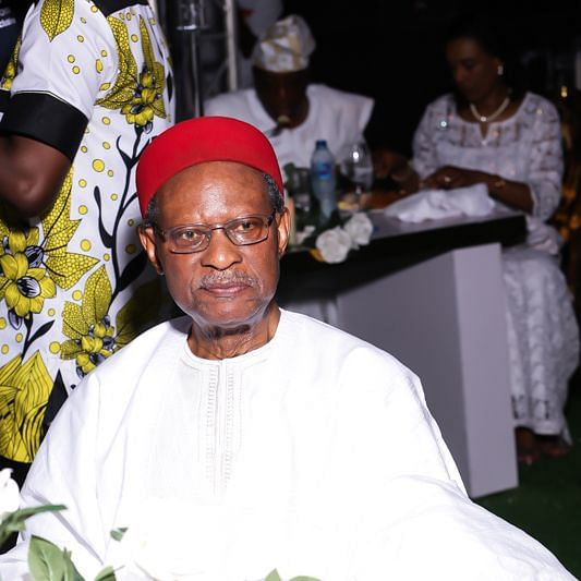 See Photos From Chief Okoya's Star-Studded 80th Birthday Party